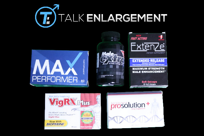Penice enlargement pills